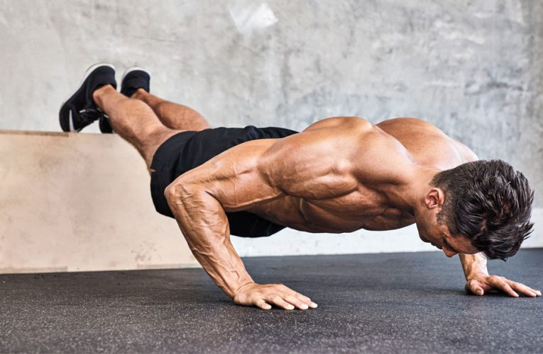 Push-Ups For The Upper And Lower Pectoral Muscles: Techniques, Benefits, Variations
