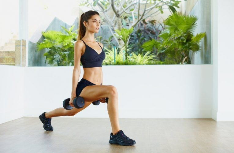 How To Do Lunges With Tight Hips: Techniques, Benefits, Variations