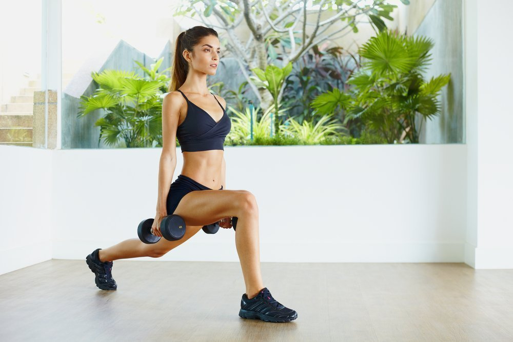 How to lunges for tightened hips and priests