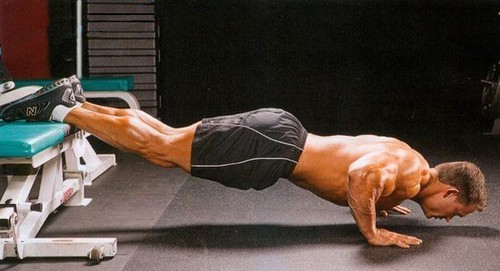 The best exercise for the upper pectoral muscle