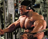 Training the pectoral muscles for strength and mass