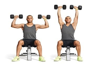 Front And Middle Deltoid Exercises