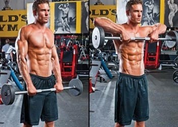 Front And Middle Delts Workout